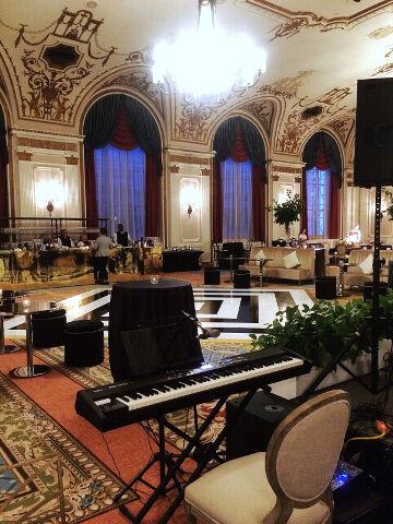 Chateau Laurier Ballroom Wedding Reception