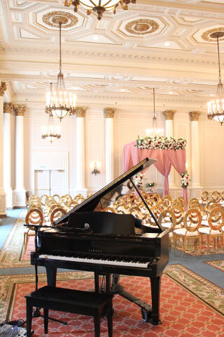 Chateau Laurier Room Wedding Ceremony