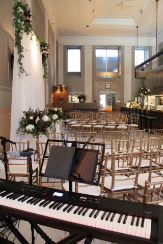 Riviera Ottawa Wedding Ceremony Music