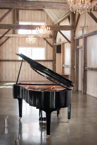 Stonefields Estate Grand Piano