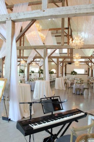 Stonefields Estate Loft Wedding Music