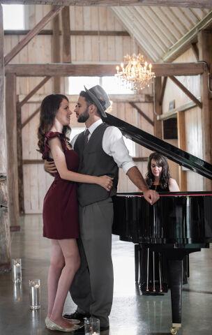 Stonefields Estate Wedding Music Grand Piano