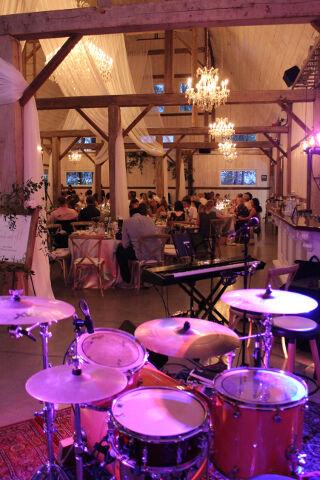 Stonefields Estate Wedding Reception Dinner Music