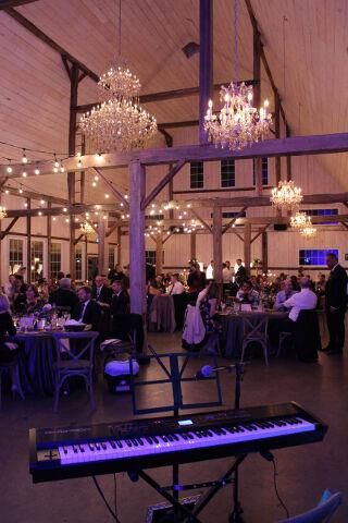 Stonefields Estate Wedding Reception Music