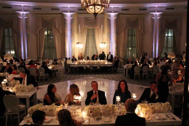 Chateau Laurier Adam Room Wedding Reception
