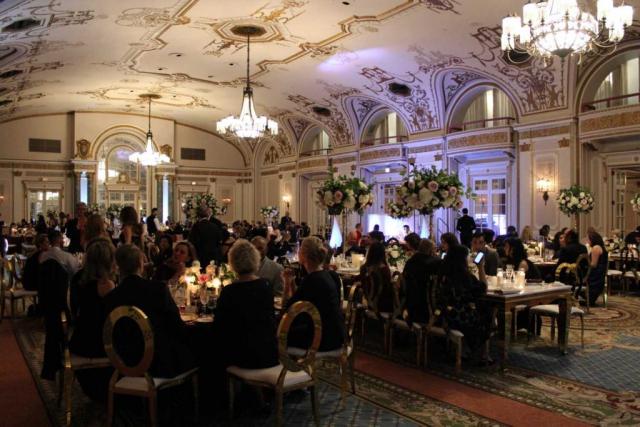 Chateau Laurier Wedding Reception Ballroom