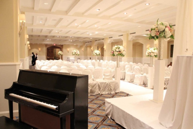 Chateau Laurier Canadian Room Wedding Ceremony