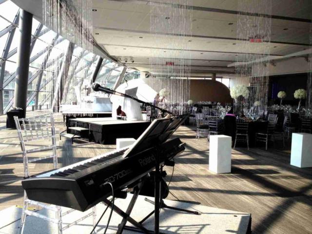 Shaw Centre Ballroom Wedding Music