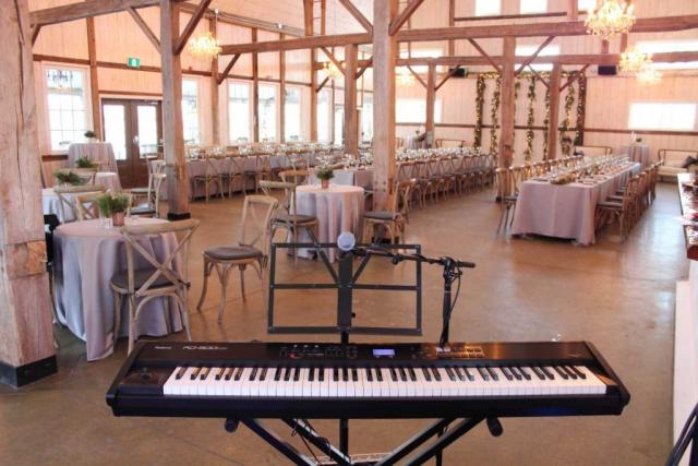 Stonefields Estate Christmas Wedding